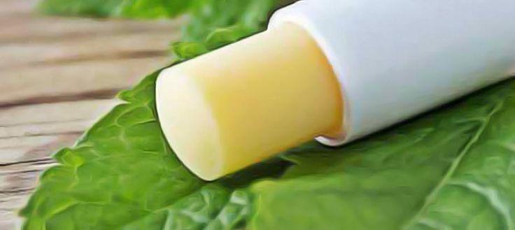 Une recette très simple de baume à lèvres (menthe - cacao) pour s'initier doucement à la cosméto perso. Très doux et entièrement naturel ce baume à lèvres.