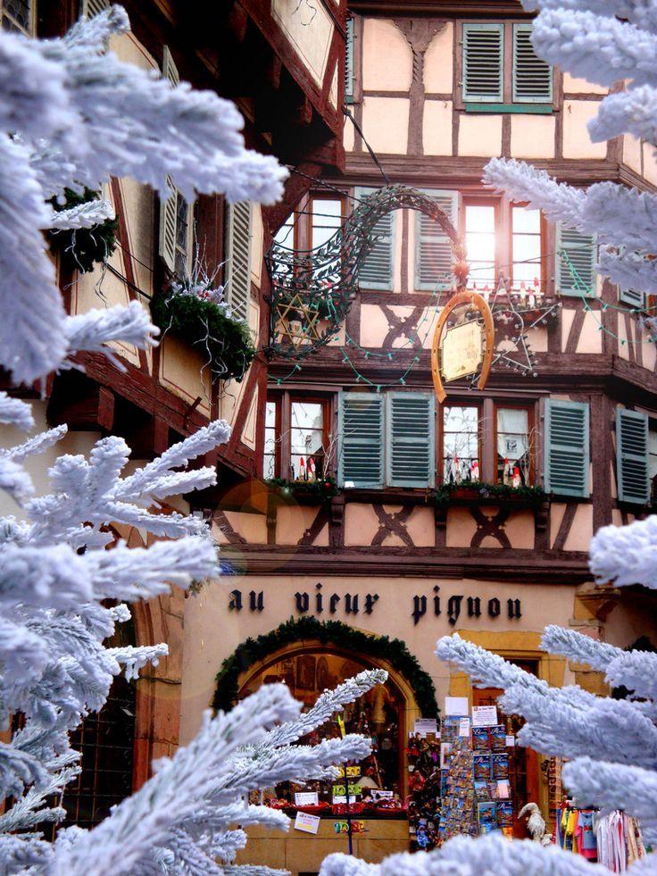 Noël en Alsace in 2020 Christmas in europe, Alsace