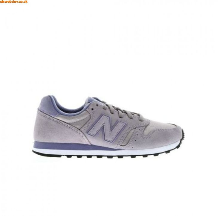 Buy Womens NEW BALANCE WL373GH Grey Casual Trainers RRP £64.99 UK-ERRKS77I