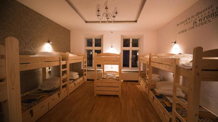 Cool hostels from all over Europe that you need to stay at least once in your life! A real caste, a former recording studio and even a hostel set in prison.