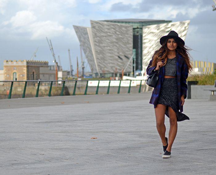 She Wears Fashion - UK Fashion blog: Kavita Does Belfast - The Dock