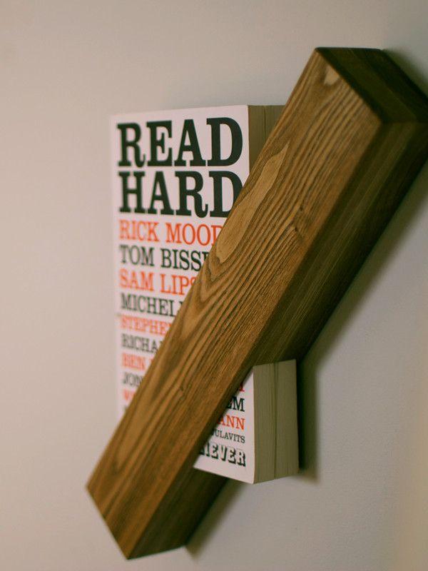 foreword – said the king / A minimal, single-serve shelf