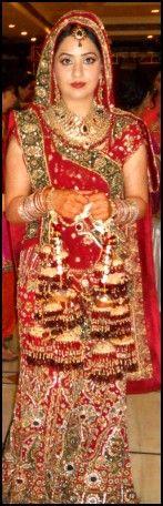 Punjabi Wedding Dresses Photos