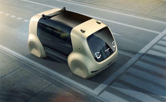 Sedric – el primer auto concepto del Grupo Volkswagen | Tuningmex.com