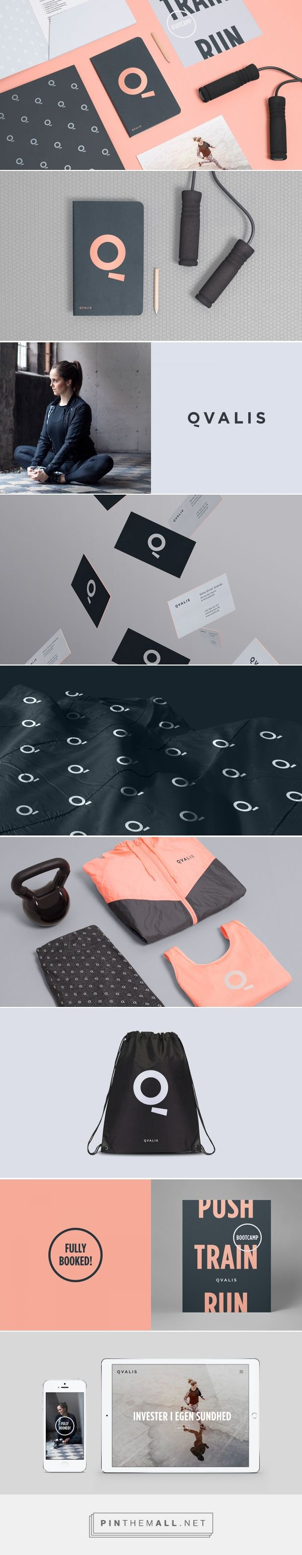 Qvalis Visual Identity on Behance | Fivestar Branding – Design and Branding Agency & Inspiration Gallery                                                                                                                                                                                 More