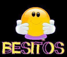 Emoticono mandando besitos #amor #love #i_love_you #te_quiero #te_amo