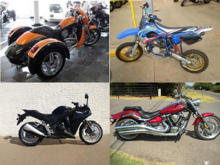 Search your favorite used V-bike dealer in OK, USA. We have thousand of bikes in verious types with good condition at http://goo.gl/XRwCqN