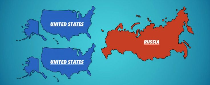 We've all looked at enough maps in our lifetime to have a pretty good understanding of the size of the continents and countries that make up our little planet....Or, do we? These 9 animated maps by Business Insider put our oh-so-familiar land...