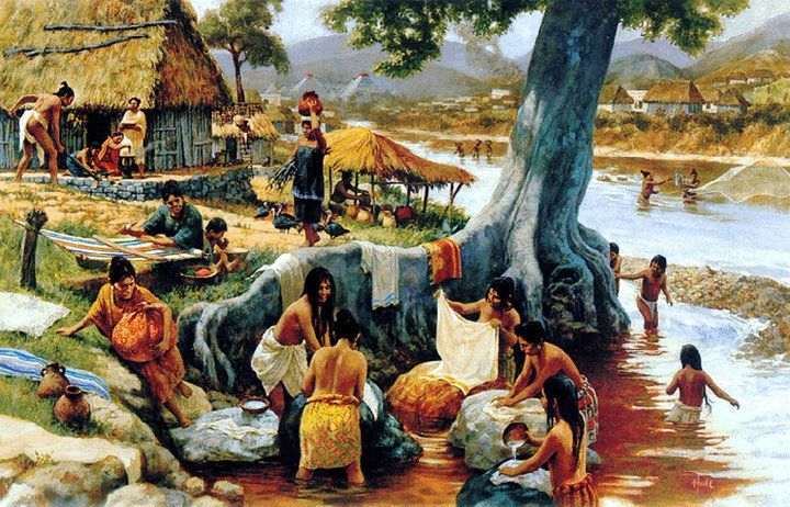 The hebrews conquered and sold into slavery negroes for Ancient mayan cuisine