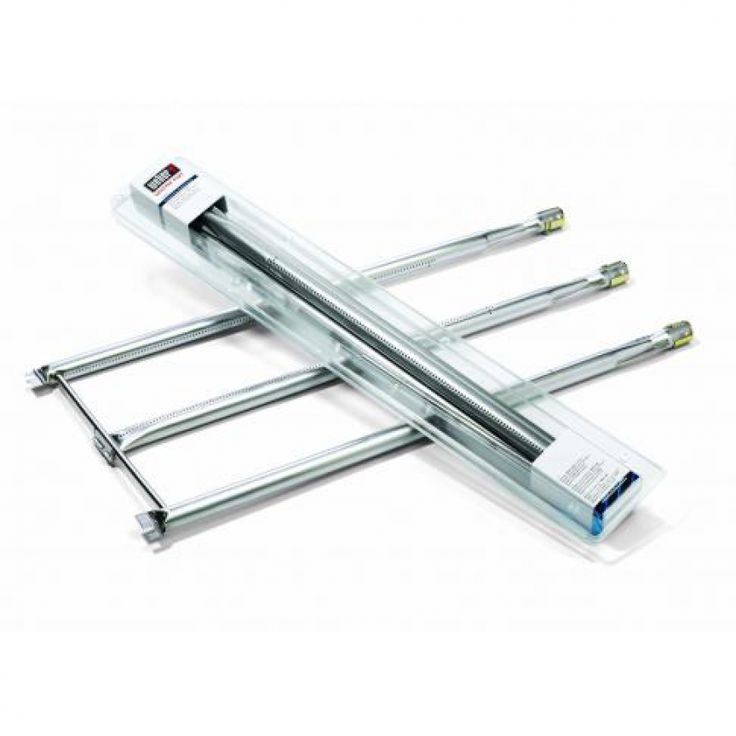 Expert in > Gas Grill Burners > Weber Gas Grill Stainless Burner Tube Set