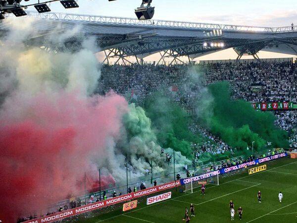 Legia Warsaw Champion 2016