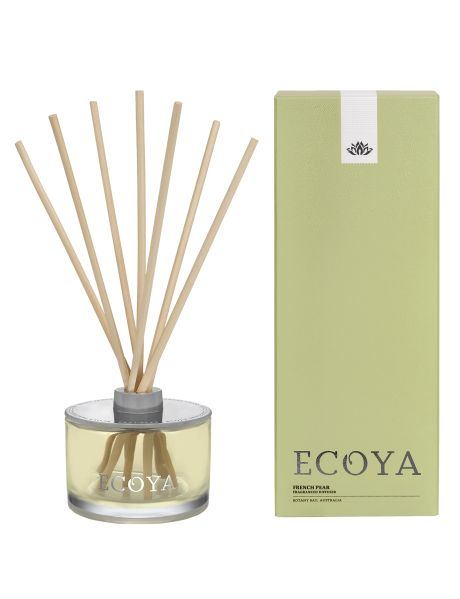 Ecoya French Pear Reed Diffuser product photo
