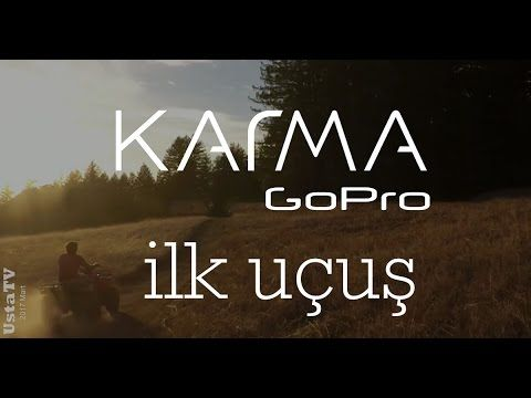 KARMA DRON + HERO5 BLACK İLK UÇUŞ  / Vedat USTA, Best DIY Projects & Do ...