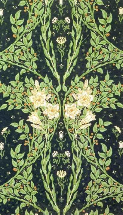 Pre Raphaelite Art Walter Crane Francesca Wallpaper In