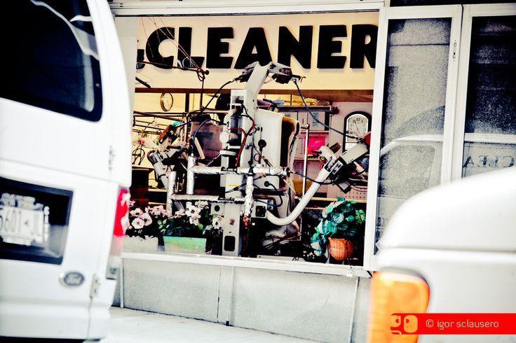 washing  © Igor Sclausero #manhattan #newyork