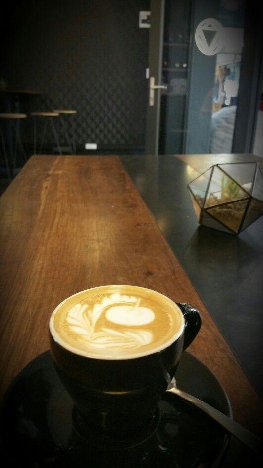 Rosetta coffee shop Woodstock Cape Town. Great experience