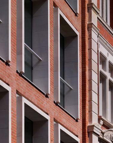 One Vine Street // London // Allies & Morrison