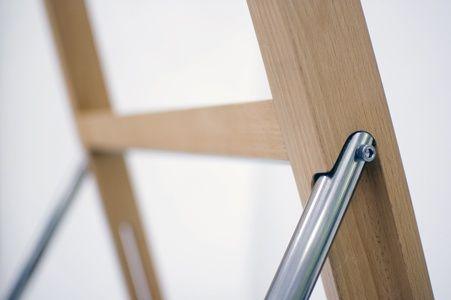 Lock/wood+metal