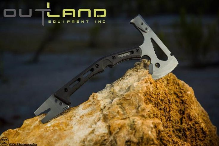 Ouland Multi-Mission - Multi-Tool Survival Axe