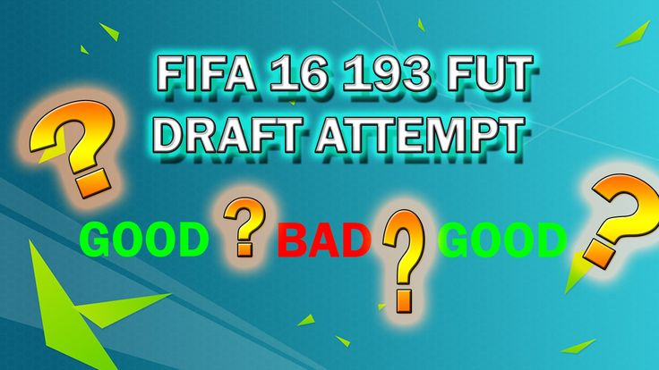 193 FUT DRAFT ATTEMPT #2 - THE MOST CONFUSING DRAFT EVER