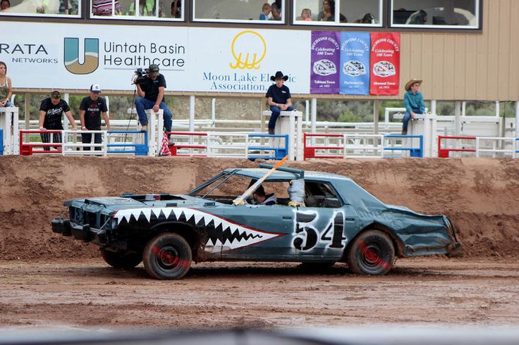 Demolition Derby Cars | Demolition Derby 2015 - Uintah Basin Media: Featured