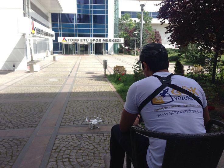 #TOBBETÜ'de ki tanıtım filmi çekimlerimiz başarıyla tamamlanmıştır.  #TanıtımFimi #Drone #Multikopter #HavadanÇekim