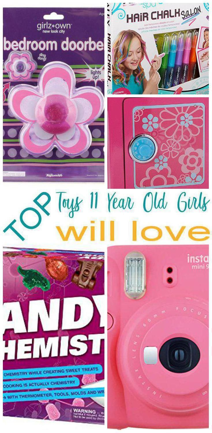 Top Gifts 11 Year Old Girls Will Love 11 Year Old Christmas Gifts Diy Birthday Gifts Birthday Presents For Girls