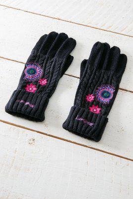 Winter-Accessoires Desigual Handschuhe Fresh