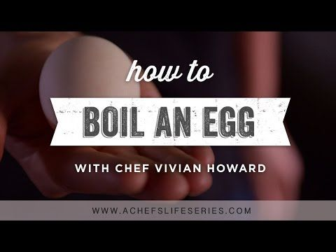 How to Boil An Egg | A Chef's Life on PBS - YouTube From ...