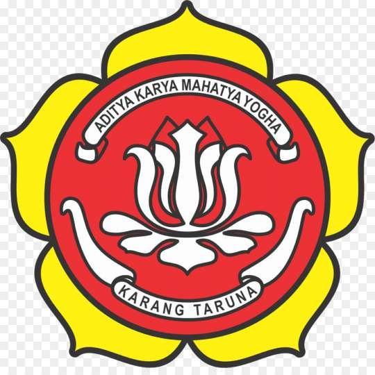 12 Logo Karang Taruna Png Hd Desain Logo Tanda Kayu Desain Banner