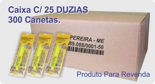 A Caneta para dinheiro falso Detect Pen Gold possui um reagente desenvolvido para reconhecer cédulas suspeitas de fraude em papel moeda. Ao riscar em uma cédula suspeita uma marca escura aparece.  É produzido para testes em cédulas de Real.