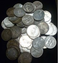 10 PRE 1967 CANADIAN SILVER DOLLARS  #CanadianMint #Canadian #Mint $166.99