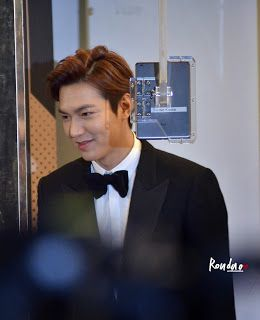 Lee Min Ho - Baeksang Arts Award - Red Carpet - 26.05.2015
