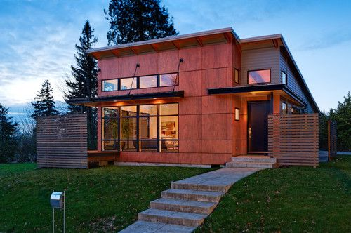 Hollcroft Residence contemporary exterior