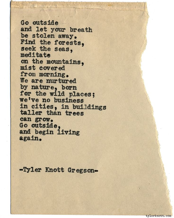 Typewriter Series #1487 by Tyler Knott GregsonChasers of the Light & All The Words Are Yours are Out Now!
