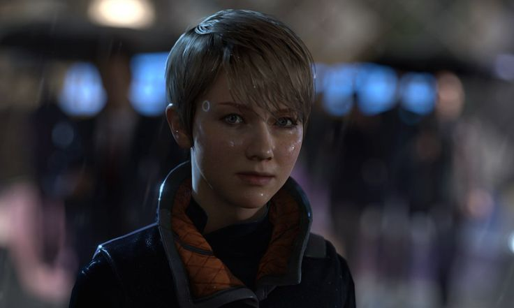 David Cage Talks About PS4 Exclusive Detroit's Story, Emotion, and More