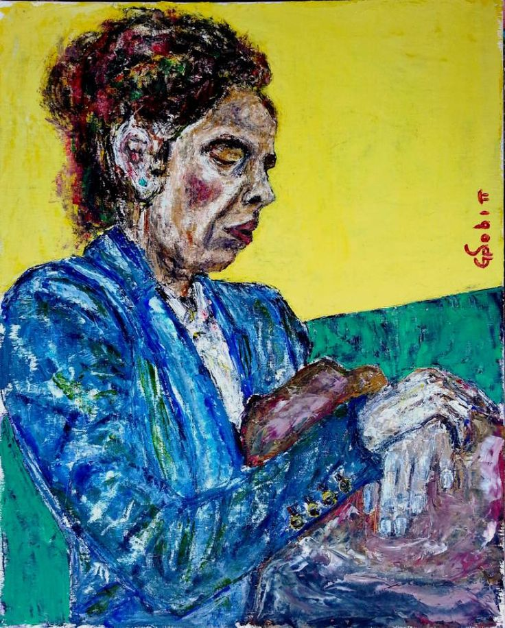 "Saatchi Art Artist George Sabin; Painting, ""Corporate life"" #art"