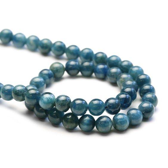 Apatite Round Beads, 6mm round