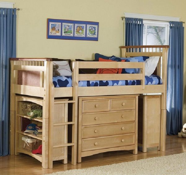 Best What To Store Under Raise Bed Google Search Low Loft 400 x 300