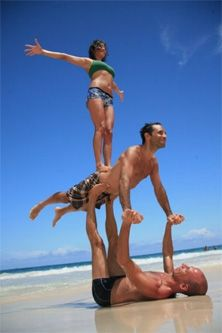 95 best images about acroyoga 3 person poses on pinterest