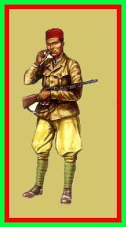 Regio Esercito - Reparti Coloniali - Ascaro Eritreo, pin by Paolo Marzioli