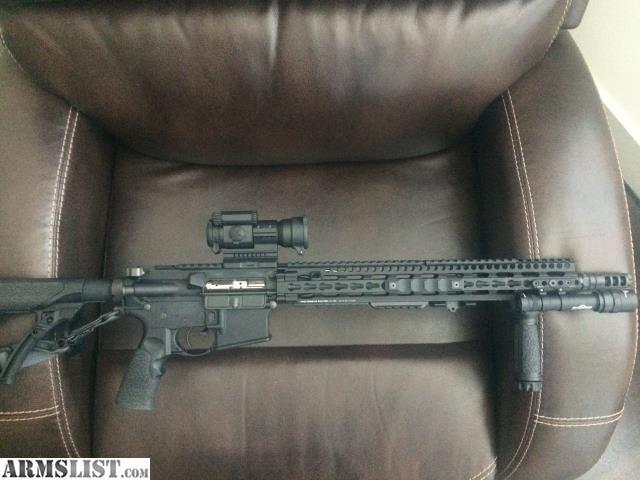 For Sale:  Daniel Defense DDM4V11/Tactical and Practical Setup