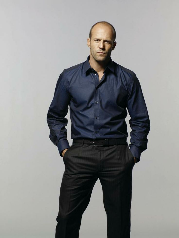 Jason Statham - I'll just add him to the list of totally inappropriate things that I want in life.