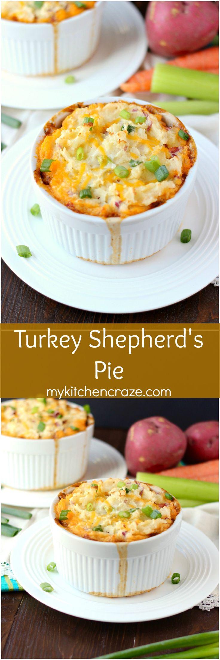 Turkey Shepherd's Pie ~ mykitchencraze.com ~ ##YesYouCAN #ad