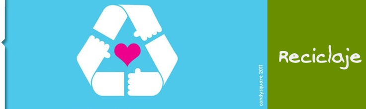 El símbolo del reciclaje
