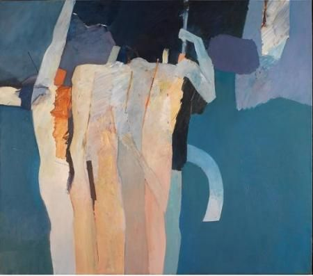 Keith Vaughan - Assembly of Figures VII