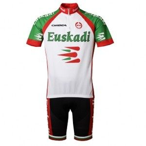 Moa Euskadi Pro Team Full Uniform - Store For Cycling