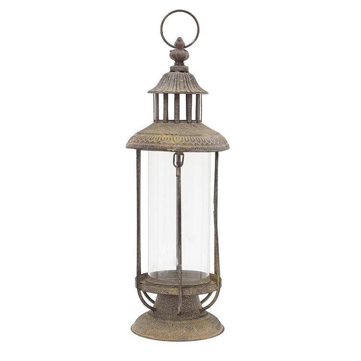 Metal Lantern - Lanterns - DECORATIONS - inart