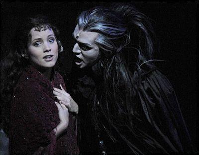 Musical Dance of the Vampires