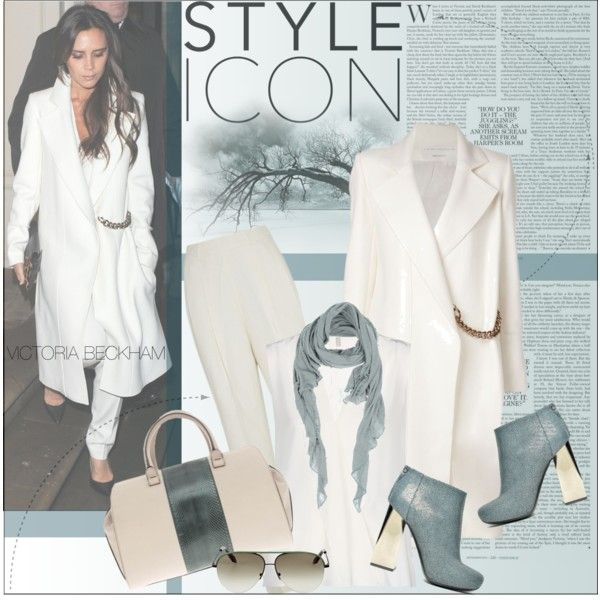 A fashion look from October 2015 by struga-art-80 featuring Victoria Beckham, Mauro Grifoni e styleicon